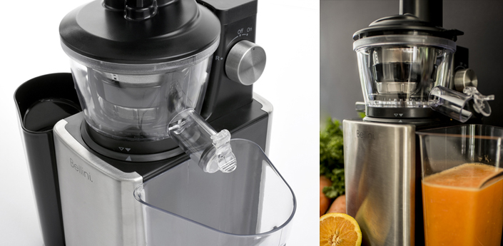 img Slow Juicer Black